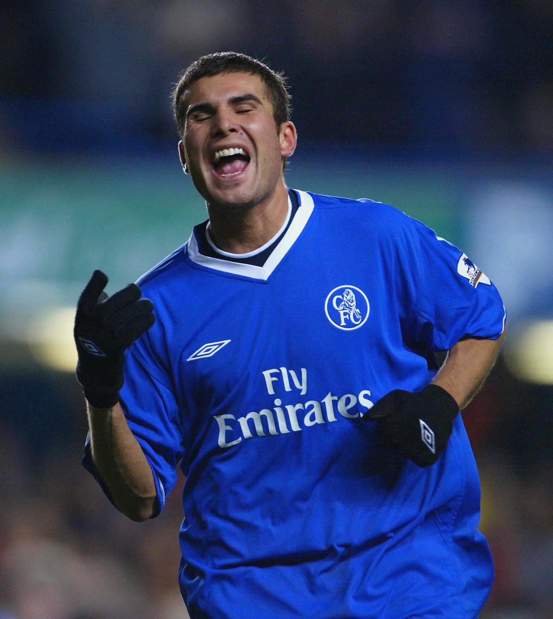 Former Romanian and Chelsea foottballer Adrian Mutu is another athlete convicted of doping and who took his case to the Court of Arbitration for Sport and wanted a hearing held so everyone could see it ©Getty Images