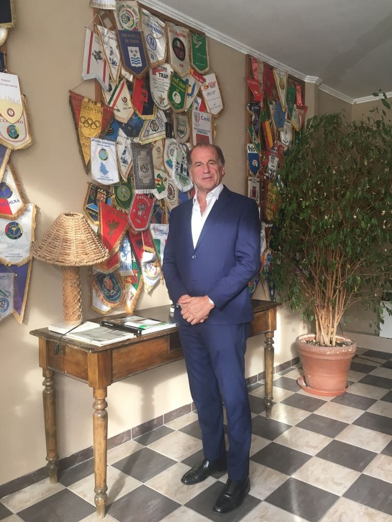 Luciano Rossi has released his manifesto for ISSF President ©Luciano Rossi