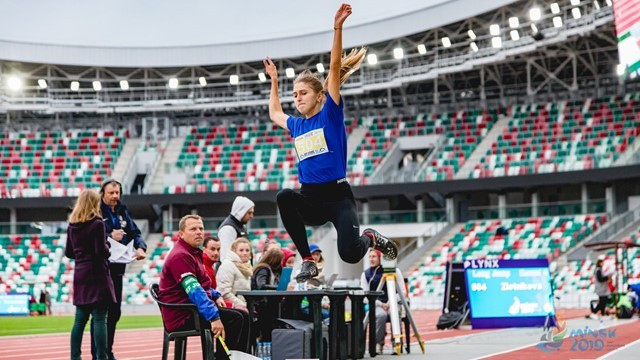 """European Athletics President hopes """"Dynamic New Athletics"""" can develop and grow after Minsk 2019"""