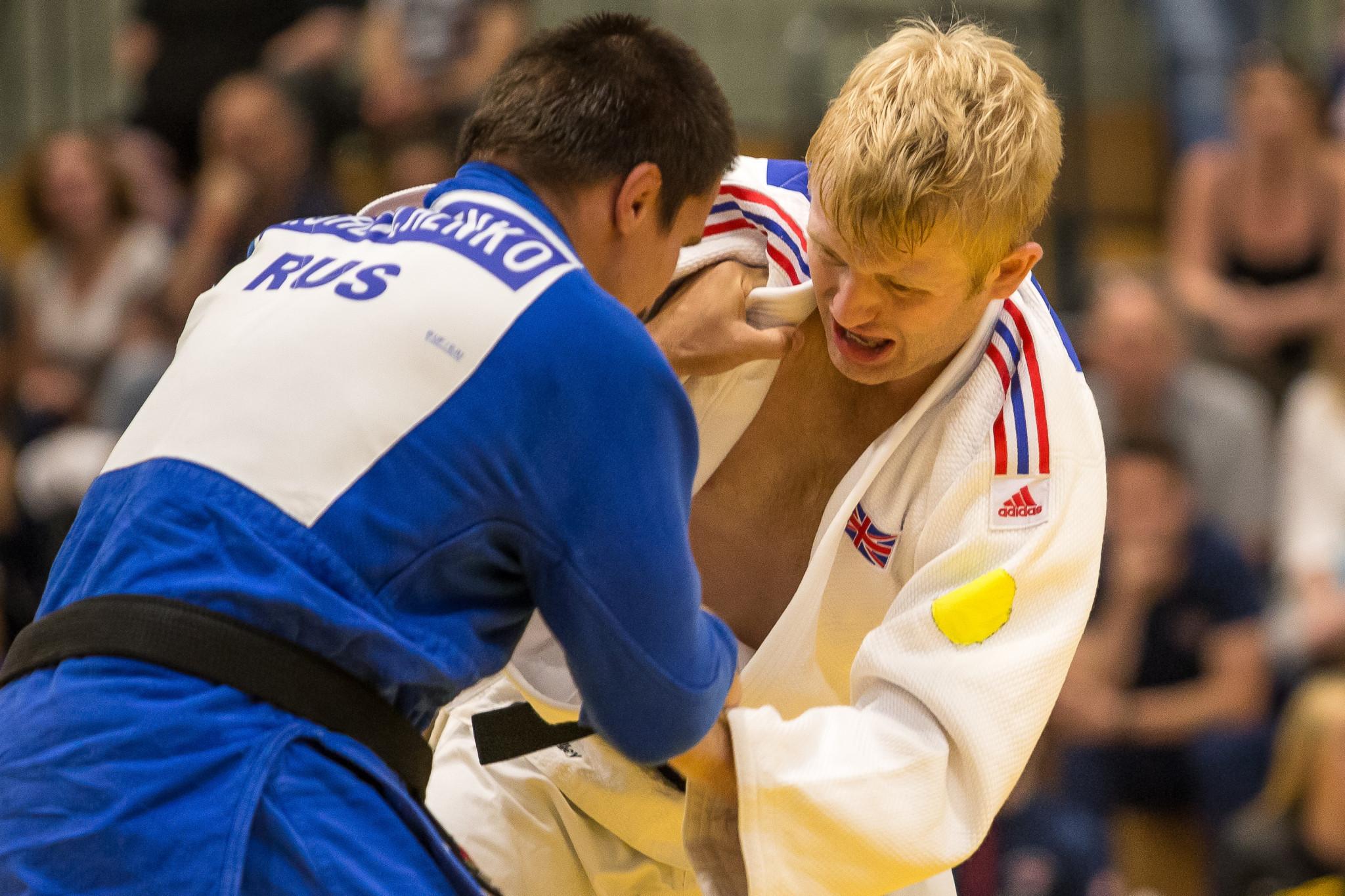 British Judo name team for 2018 IBSA World Championships