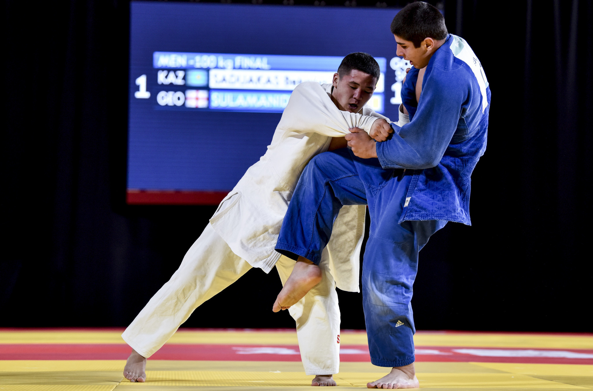 IOC Session and day three of competition at Buenos Aires 2018