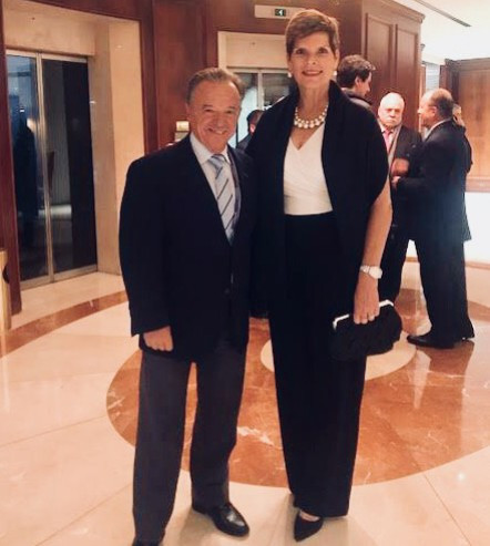 IFBB President meets with IOC Executive Board member Hoevertsz