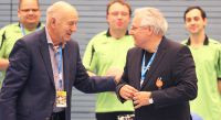 IBSA pay tribute to late goalball official Marklund