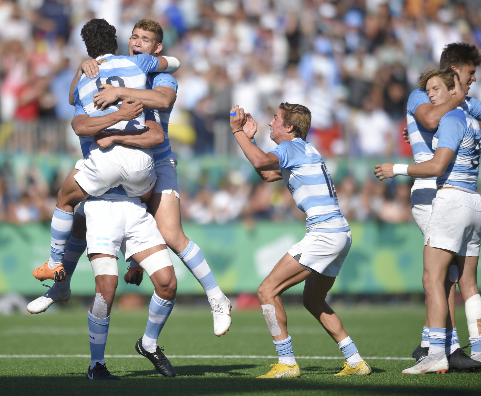 Buenos Aires 2018: Day nine of competition