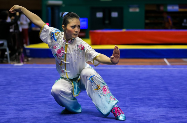 Wushu was one of eight sports in the frame for Tokoy 2020 inclusion, but missed out along with bowling and squash