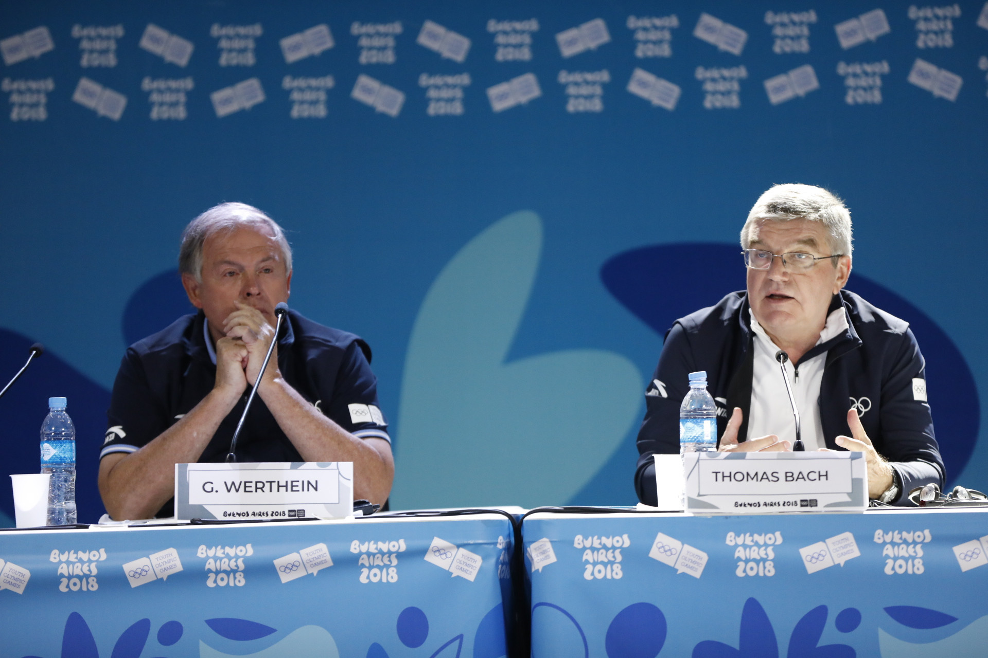 Bach talks up Buenos Aires bid for 2032 Olympic and Paralympic Games