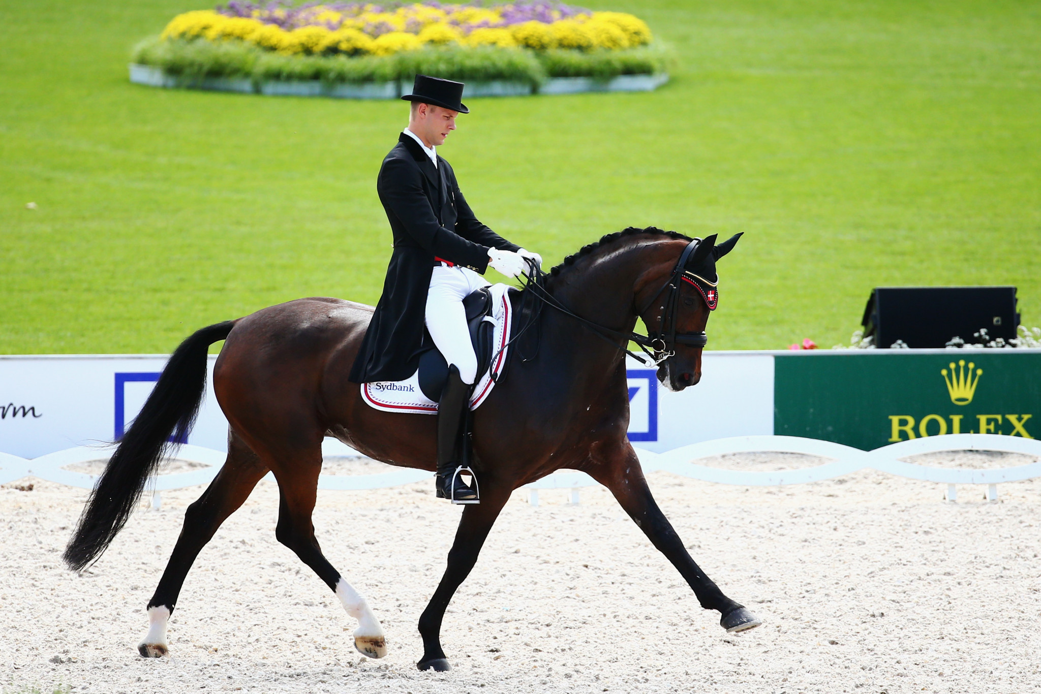 Home favourite Andersen wins Grand Prix at season-opening FEI Dressage World Cup Western European League event