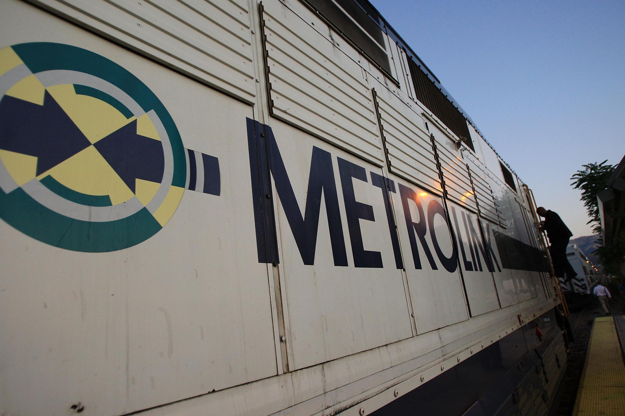 Metrolink given cash boost for pre-Los Angeles 2028 improvements