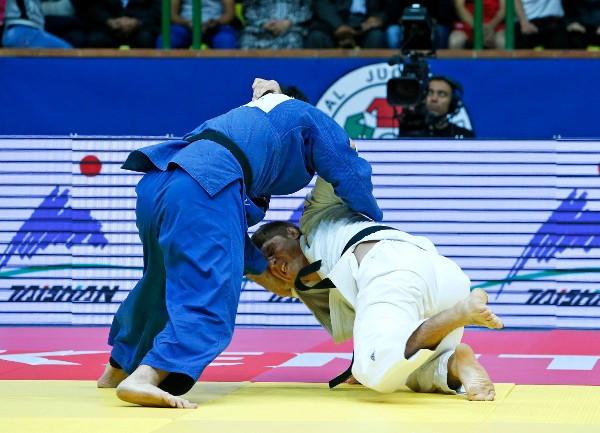 Japanese double on final day of IJF Grand Prix in Tashkent