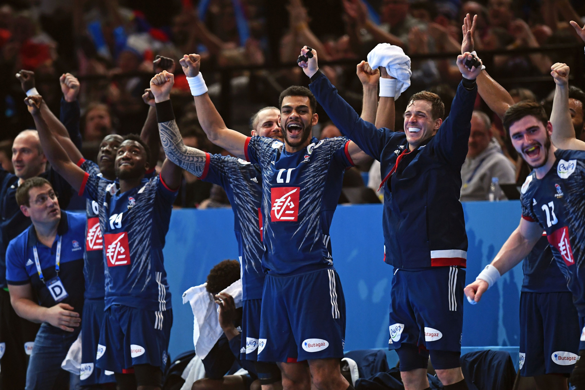 The International Handball Federation Council has taken the decision to increase the number of teams at its World Championship events from 24 to 32 ©Getty Images