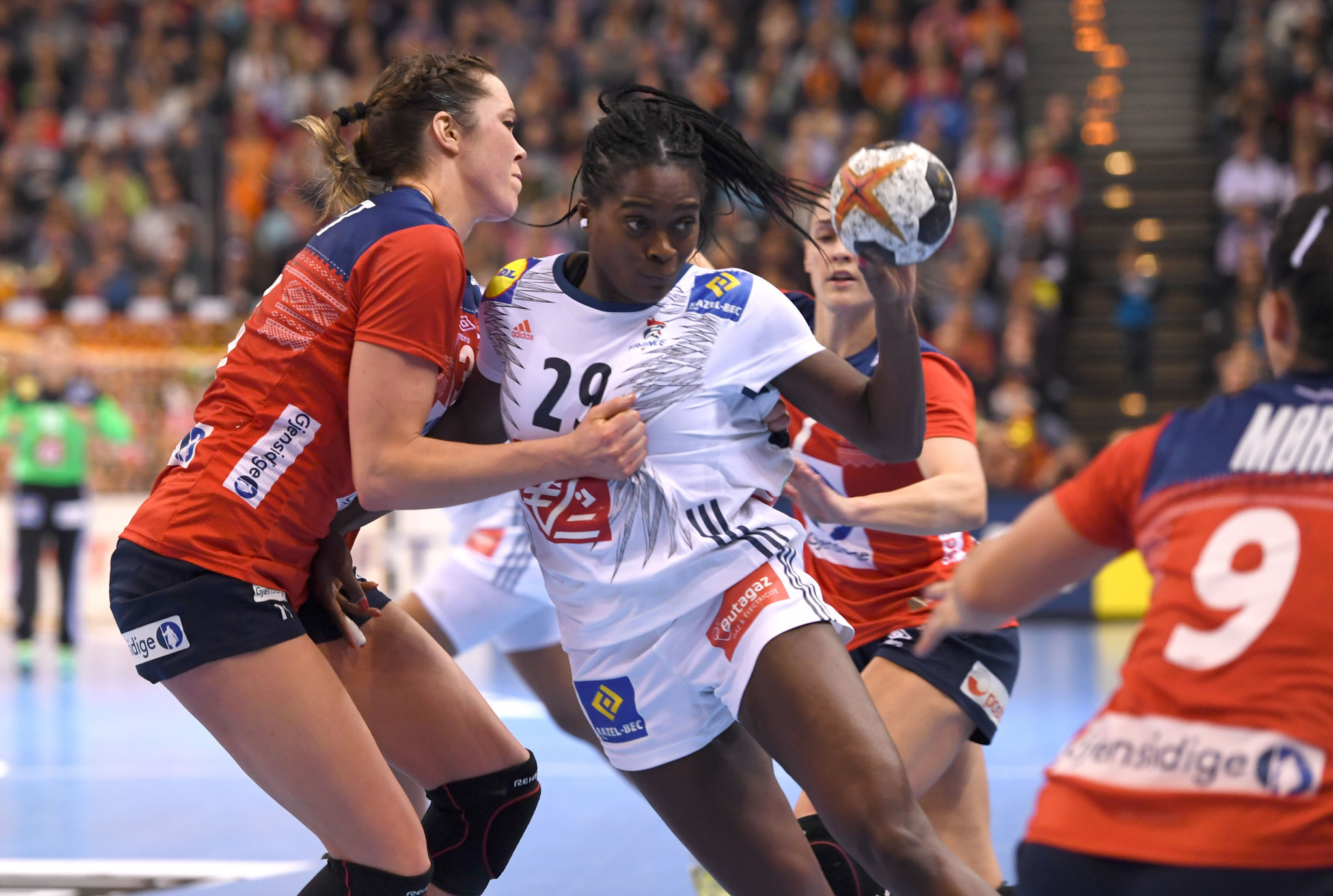 An expansion of teams competing will apply to World Championships for seniors, juniors and youths in both genders, starting from 2021, the International Handball Federation has decided ©Getty Images