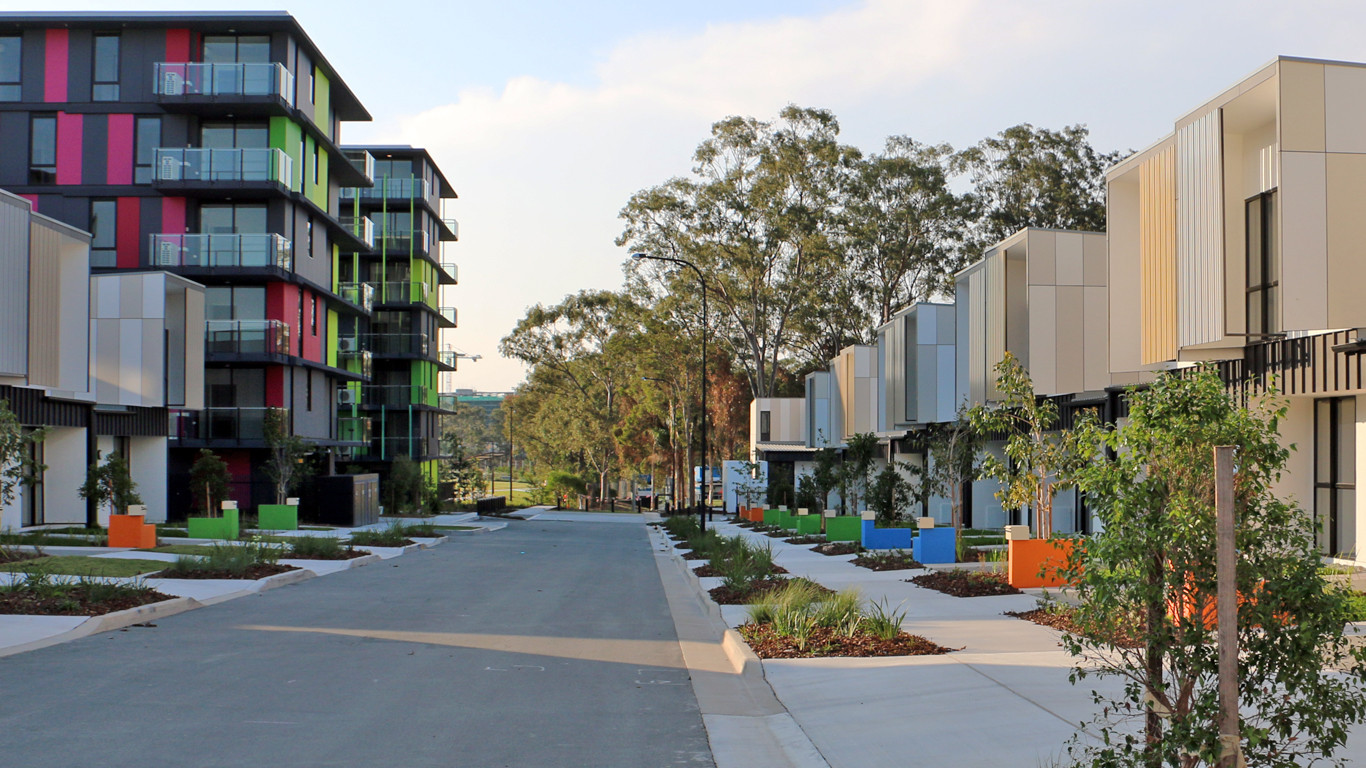 Gold Coast 2018 Athletes' Village to be turned into mixed residential and retail site