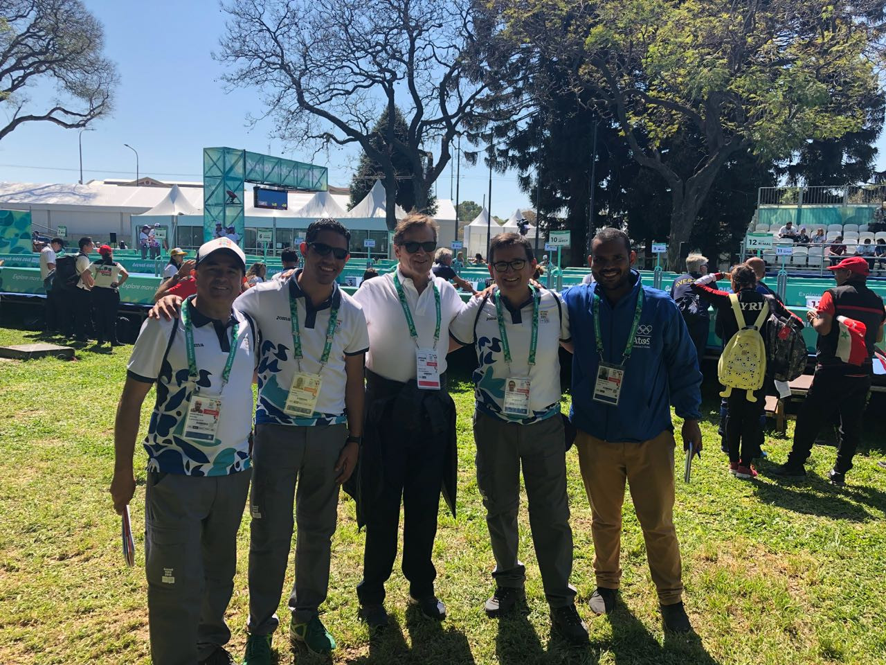 Lima 2019 learning plenty from visit to Summer Youth Olympic Games