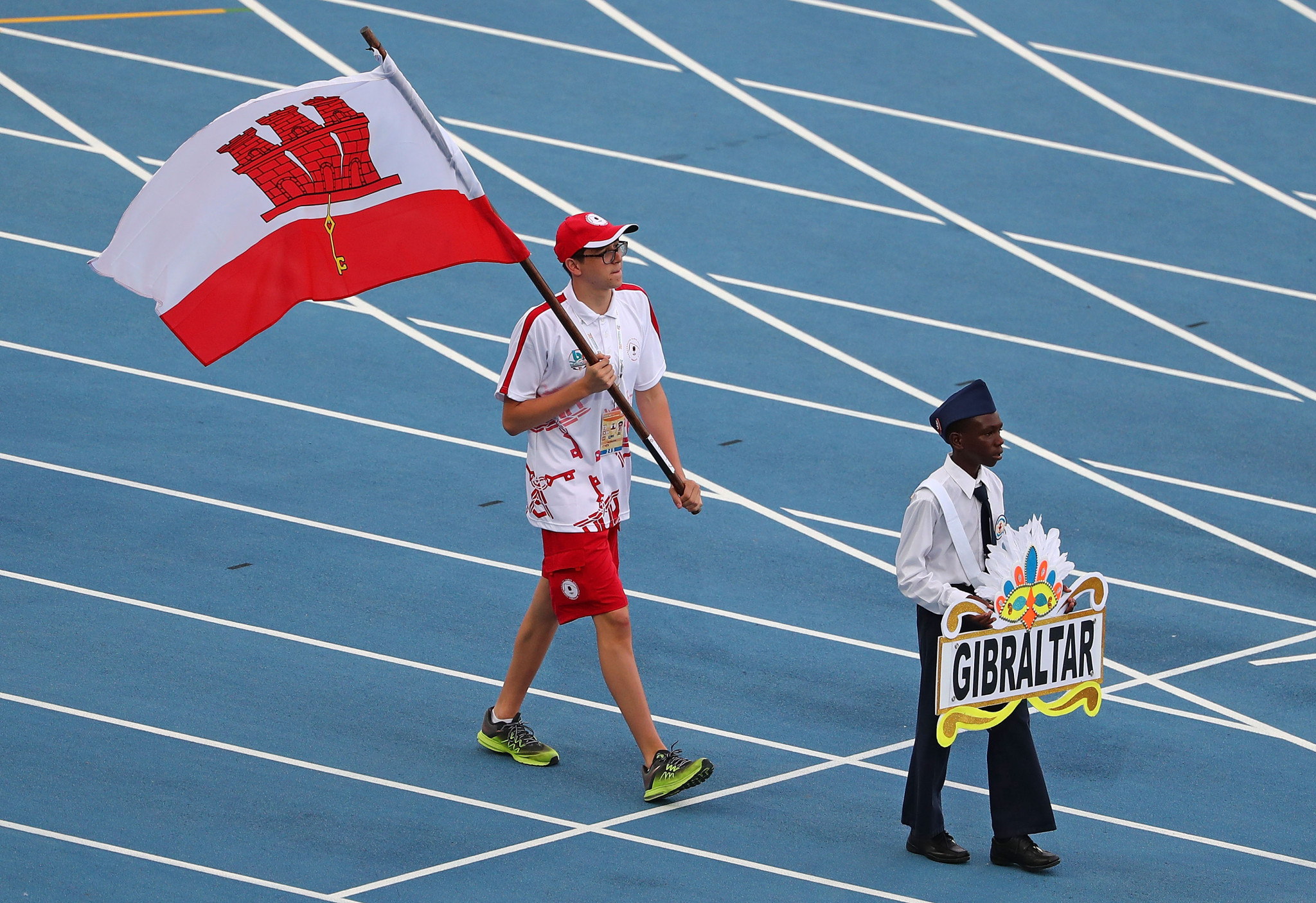 Gibraltar has submitted a bid to host the Commonwealth Youth Games ©Getty Images