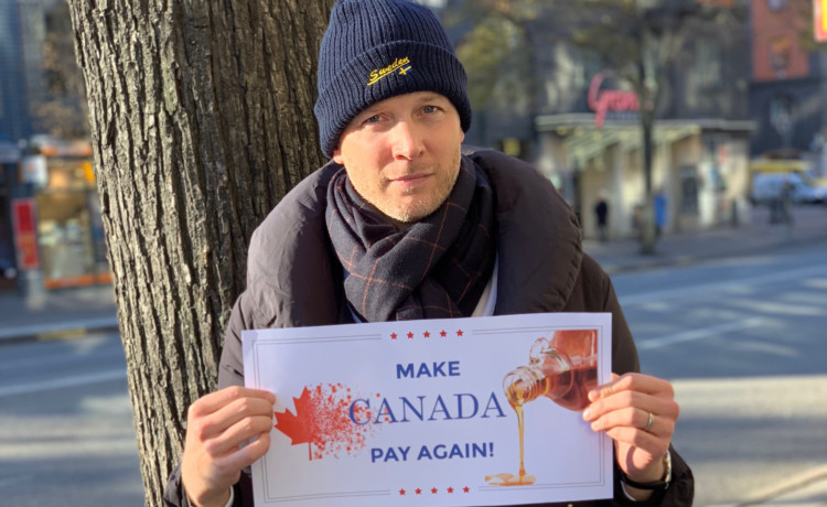 """Swedish Taxpayers' Association claim Canada should """"pay again"""" in light-hearted endorsement of Calgary 2026 bid"""