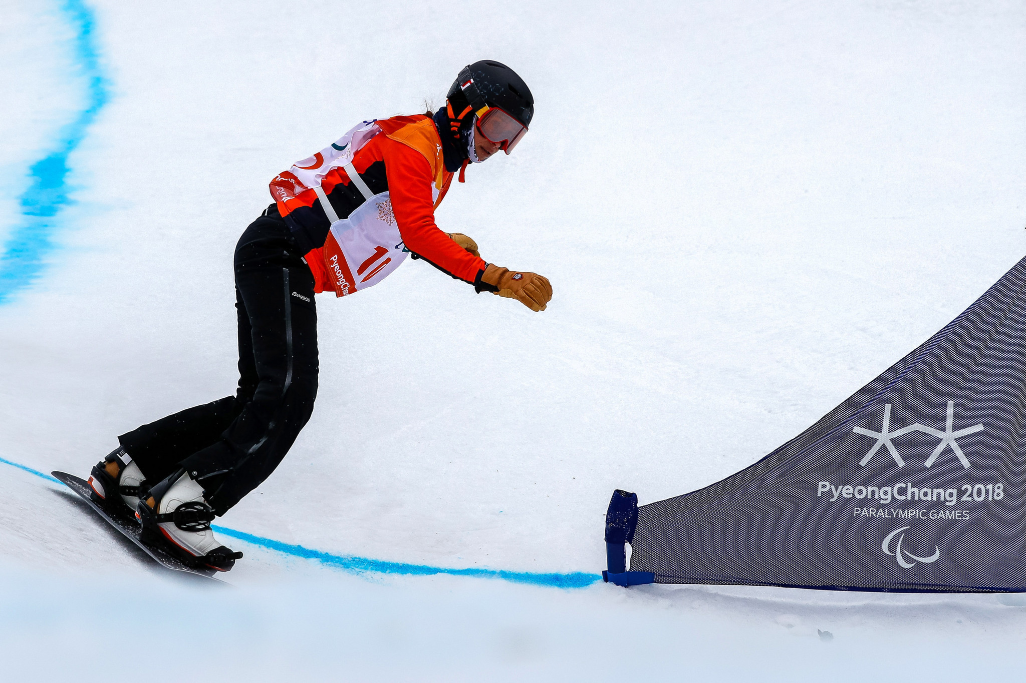 Paralympic champion Mentel-Spee to focus on grassroots snowboarding after retirement