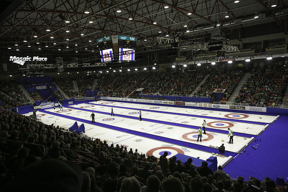 Curling Canada has announced that Moose Jaw will host the 2020 edition of the Scotties Tournament of Hearts ©Curling Canada