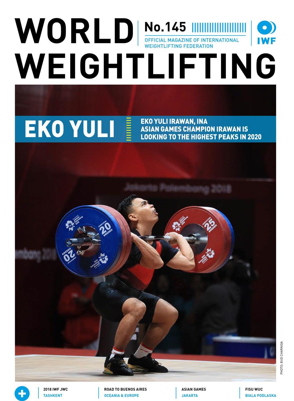 World Weightlifting Magazine No. 145