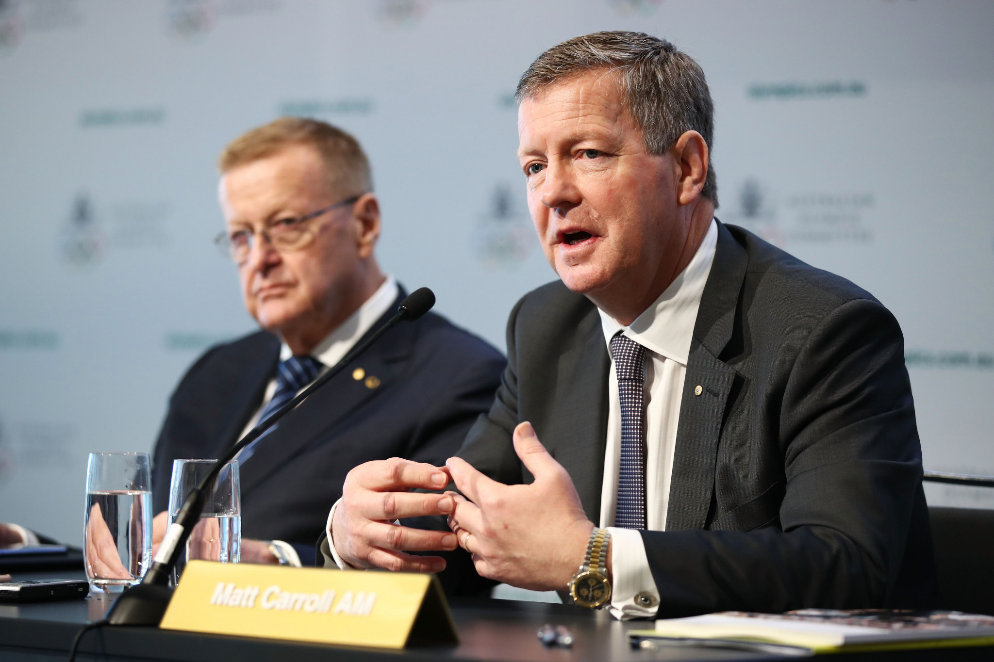 The Australian Olympic Committee have talked up the prospect of a South East Queensland bid for the 2032 Olympic Games ©Getty Images