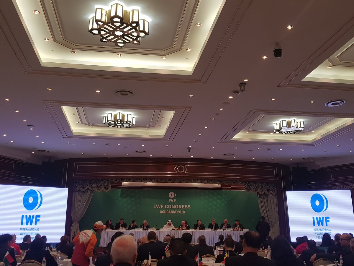 Iran and Philippines among countries to express reservations about ADAMS at IWF Congress