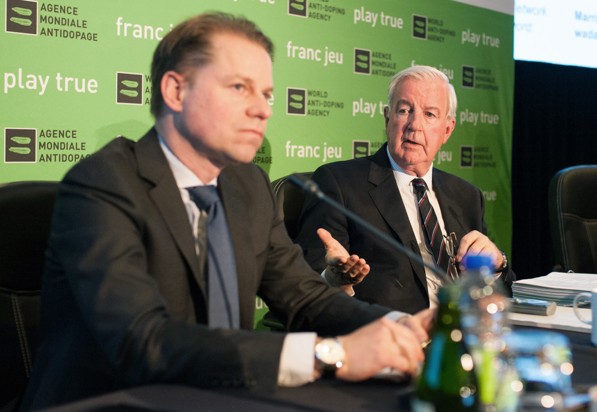 WADA leadership have been criticised following the decision to reinstate RUSADA ©Getty Images