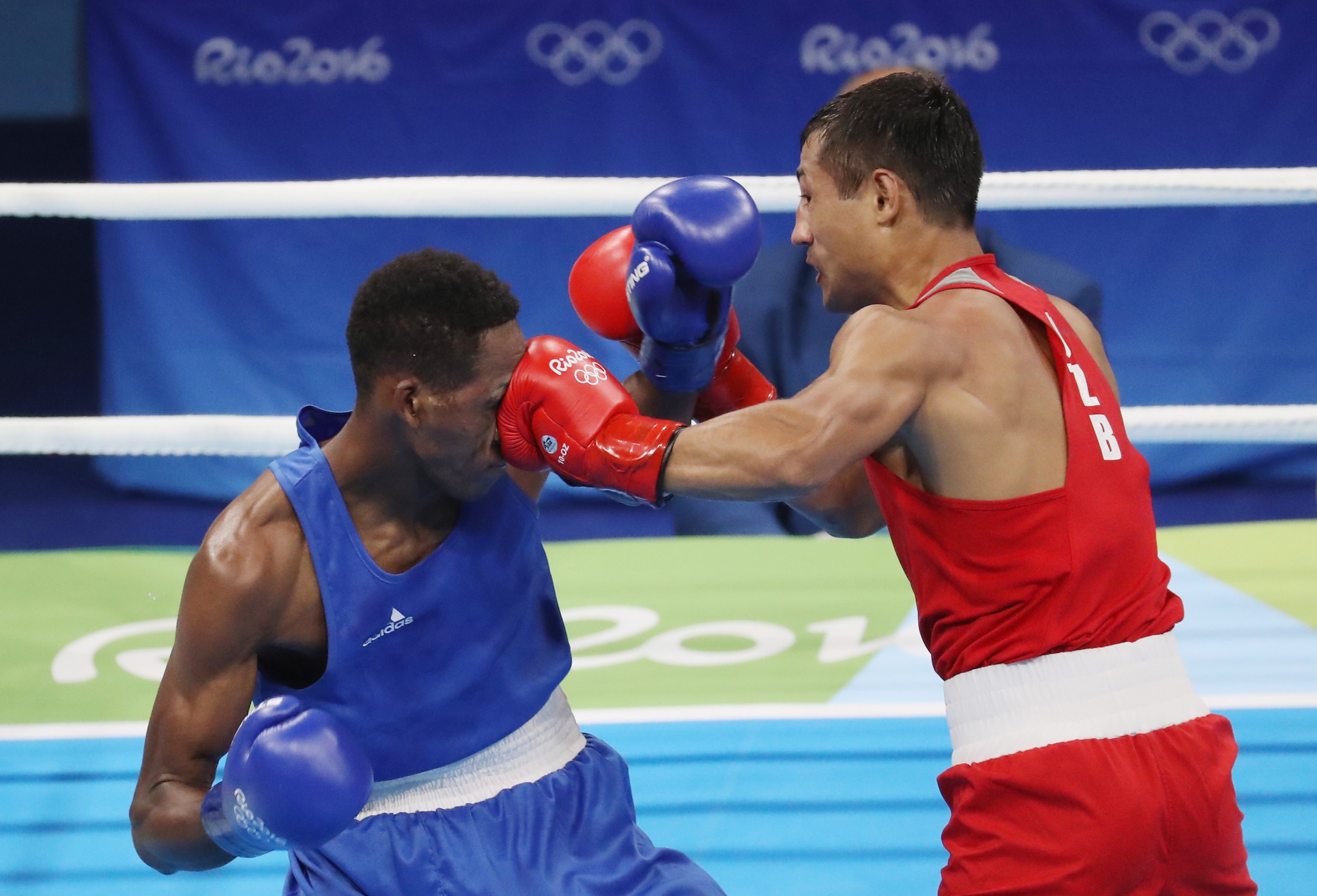 Boxing's status on the Olympic programme at Tokyo 2020 remains uncertain following the election of Gafur Rakhimov as AIBA President in Moscow today ©Getty Images