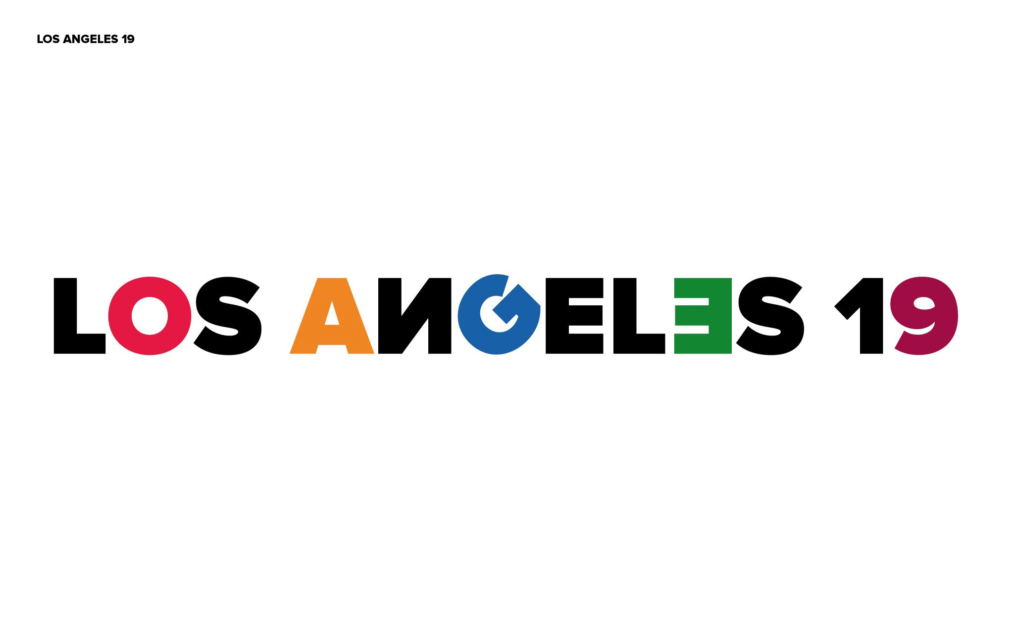 Los Angeles will host the first two editions of the World Urban Game ©GAISF