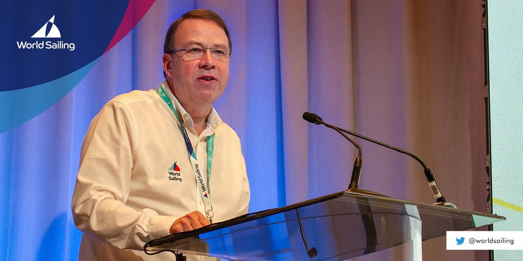 Former BOA and World Sailing chief executive Andy Hunt to lead new sport safety group