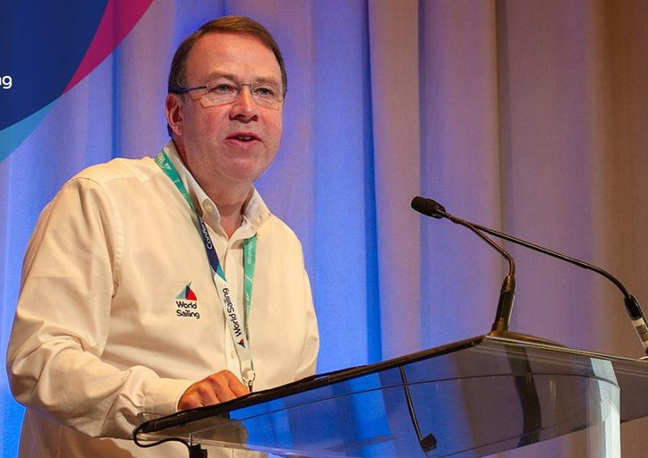 World Sailing chief executive urges International Federations to develop esport strategy
