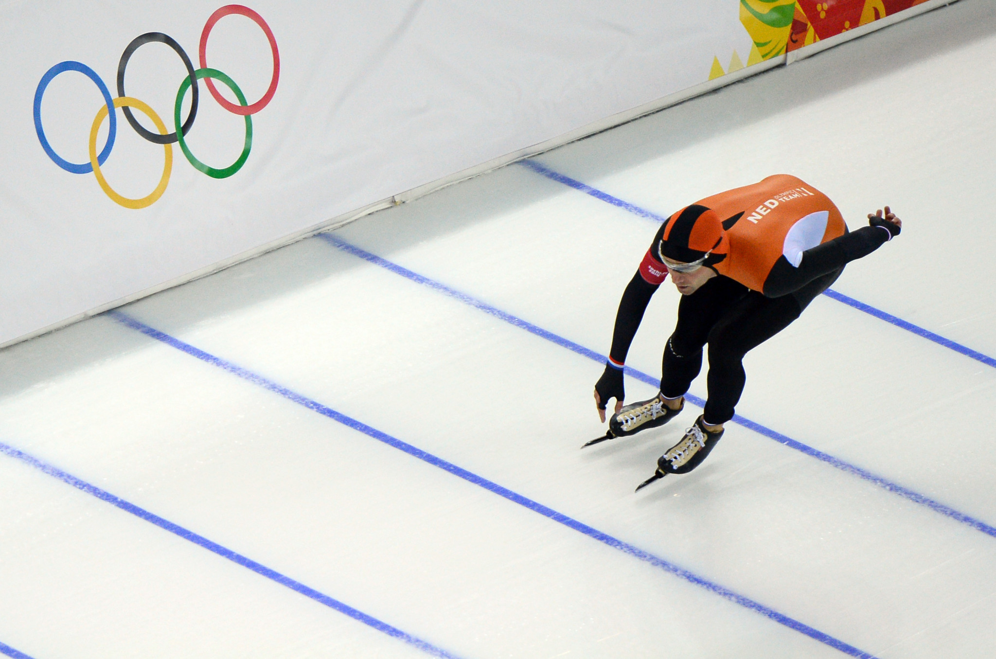 Mark Tuitert was one of two Dutch skaters to win a landmark case last year which could have major consequences for sporting bodies ©Getty Images