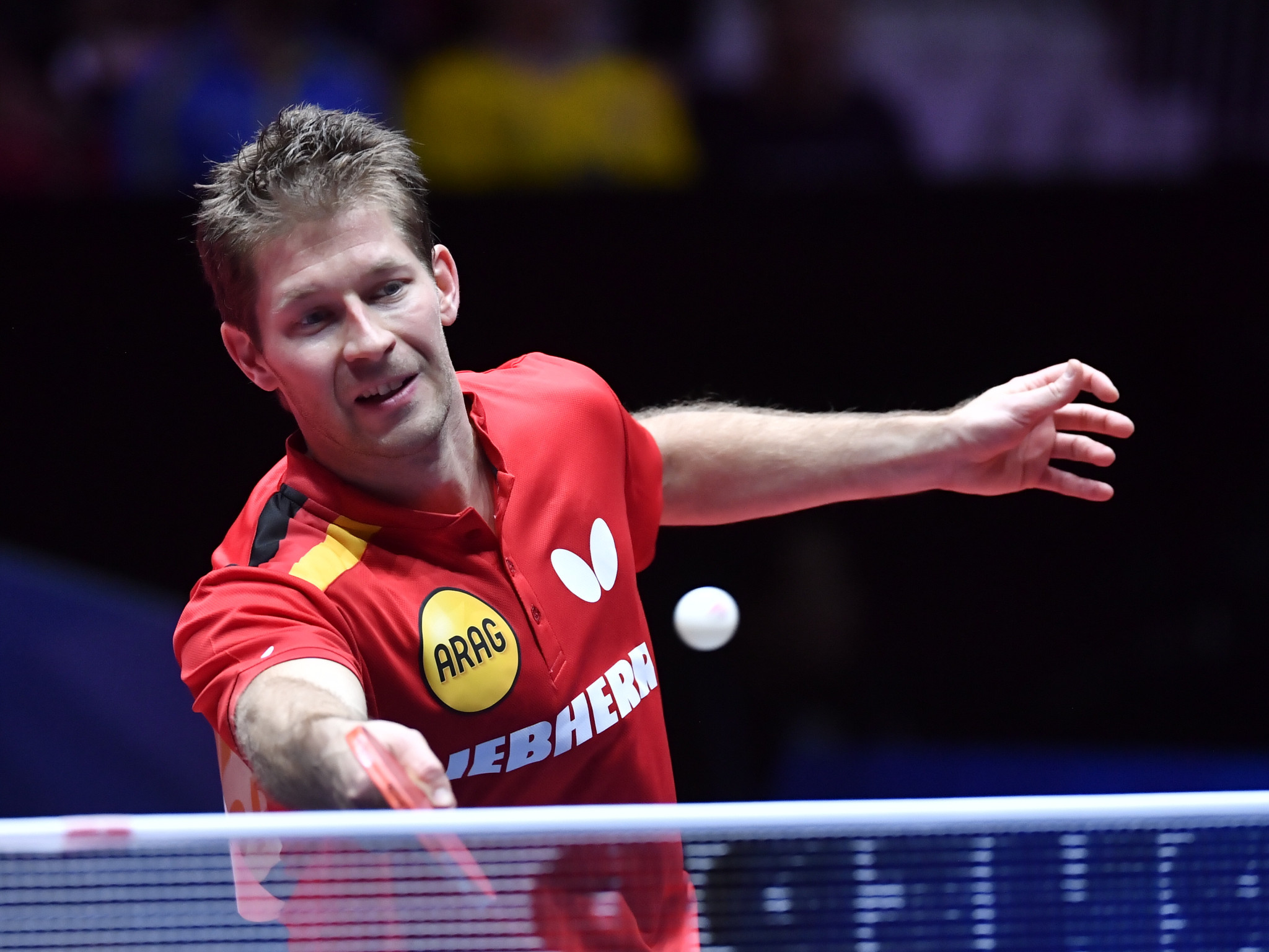 Pitchford upsets Germany's former world number one Boll to reach ITTF Austrian Open semi-finals