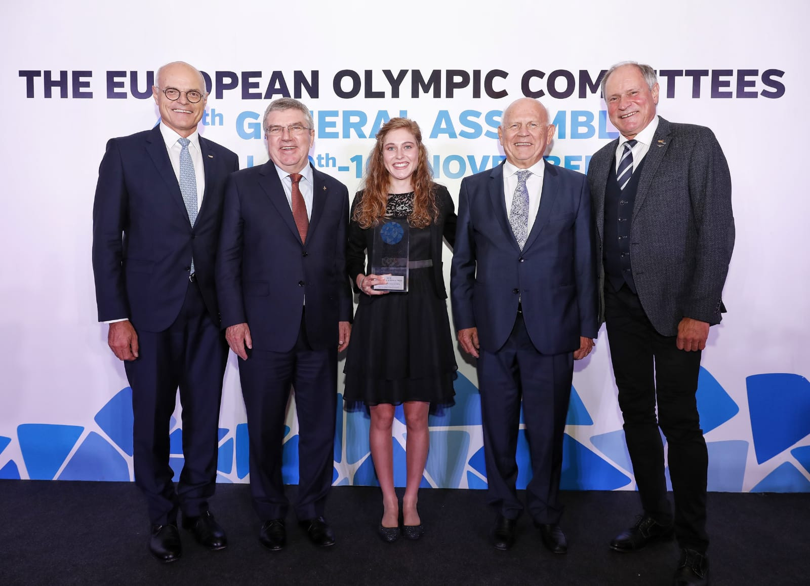 Austrian cyclist Stigger wins summer Piotr Nurowski prize for Europe's best young athlete