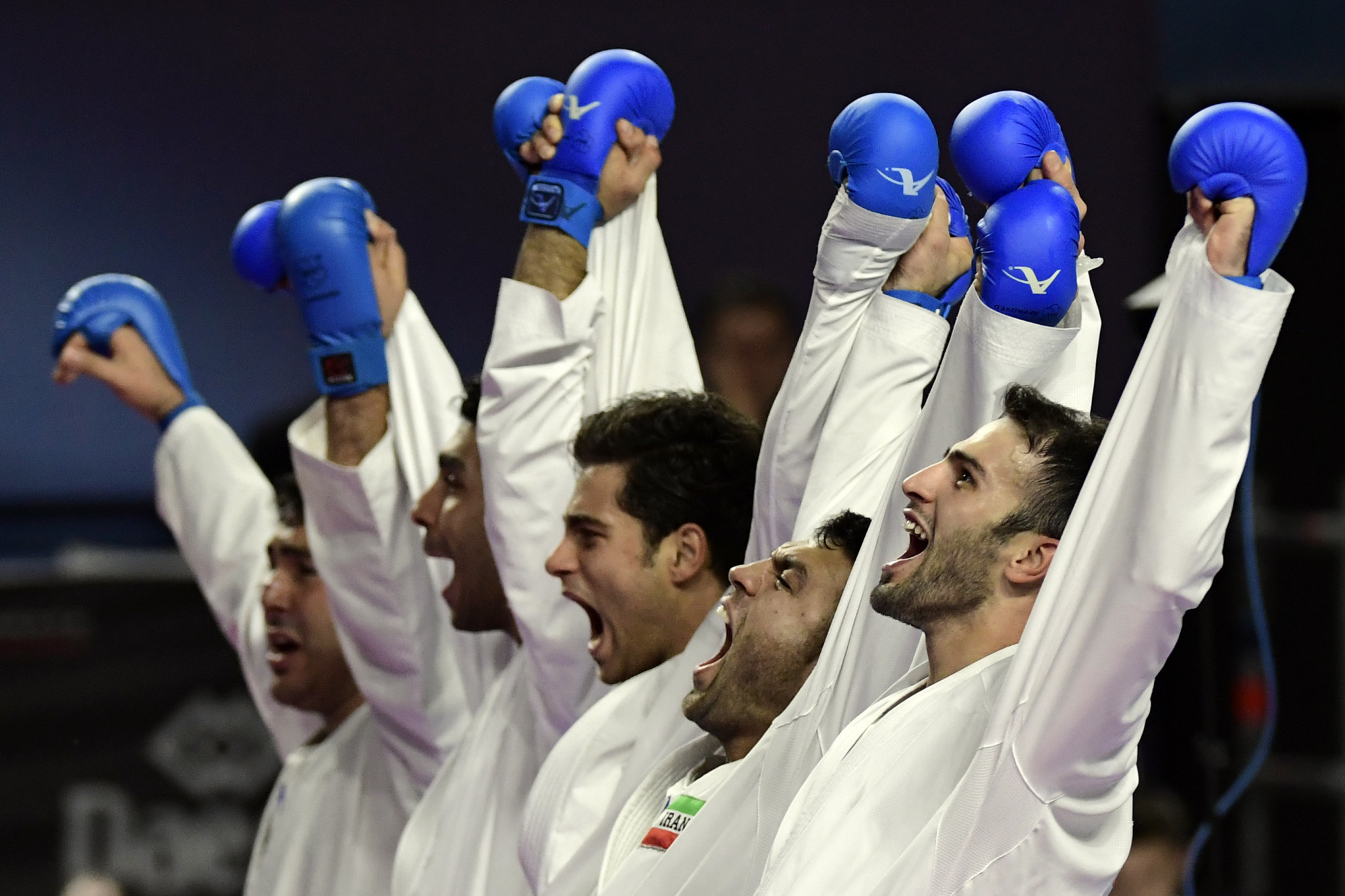 Karate World Championships: Final day of medal action