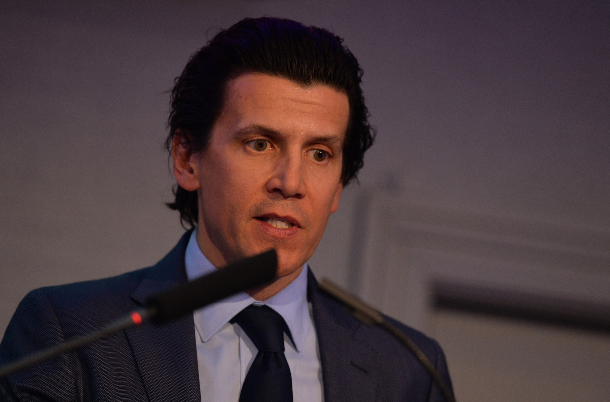 Dubi talks up Stockholm's chances of hosting 2026 Winter Games and claims not concerned about political situation