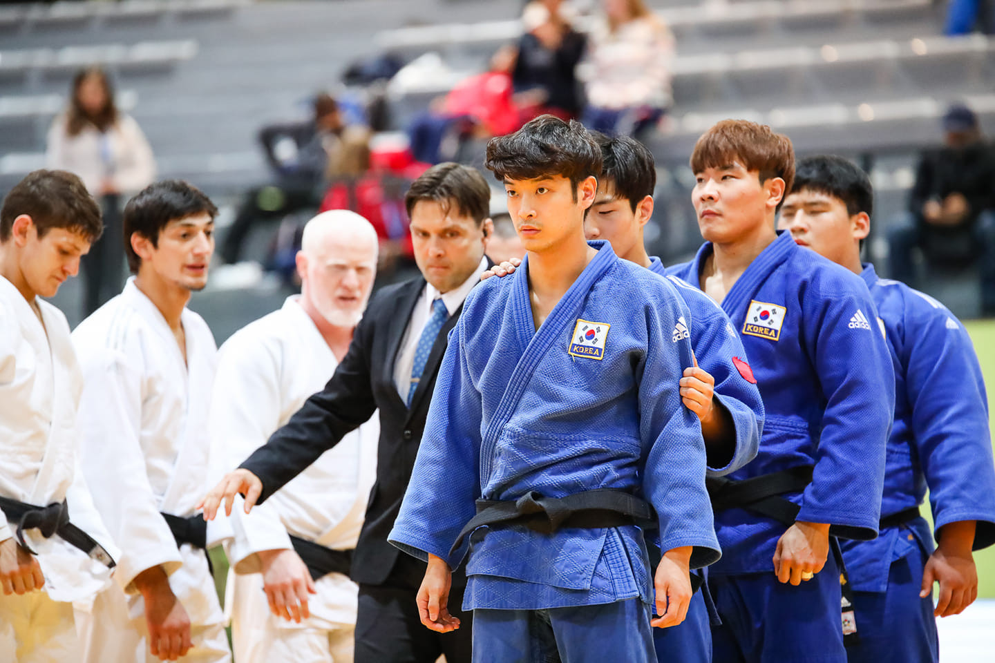 South Korea win both team golds on final day of IBSA Judo World Championships