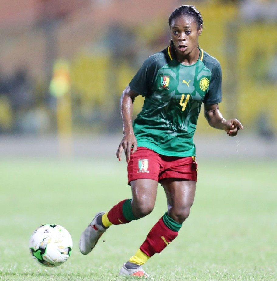 Cameroon defeated Algeria in their second game of the Women's Africa Cup of Nations to lead Group A ©Women's Africa Cup of Nations