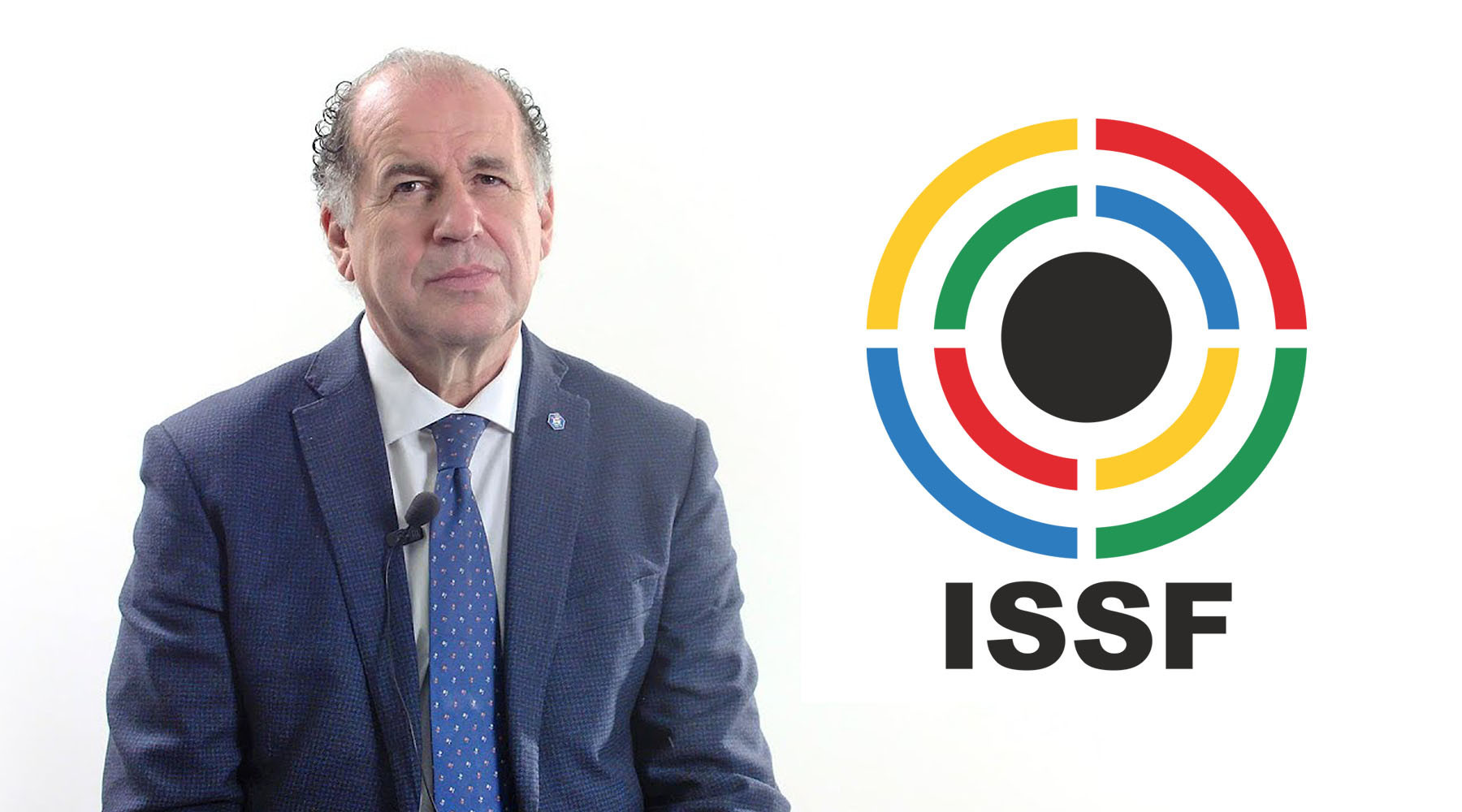 Luciano Rossi, who is standing to become the new President of the International Shooting Sport Federation, claims to have received a death threat ©ISSF
