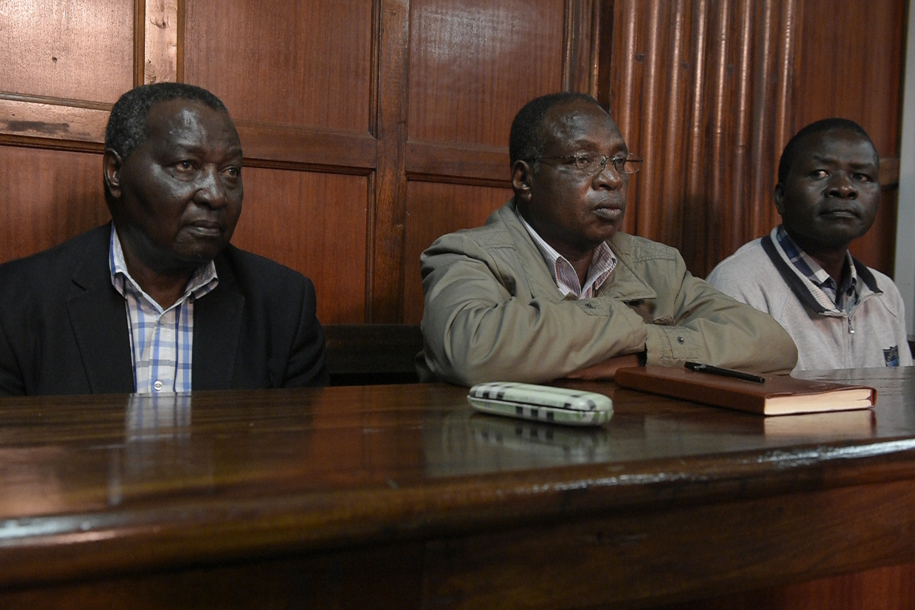 Kenyan National Olympic Committee secretary general steps down over corruption cases linked to Rio 2016