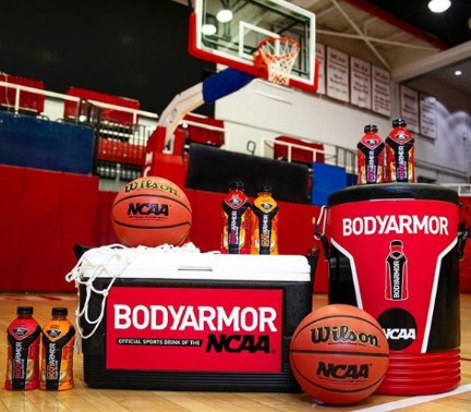 NCAA sign deal for new official sports drink supplier