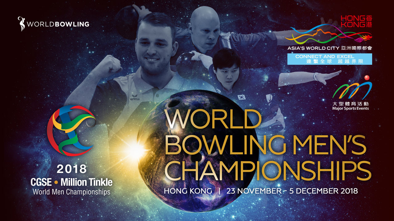 There are set to be 266 participants taking part in the Men's World Tenpin Bowling Championships in Hong Kong ©World Bowling