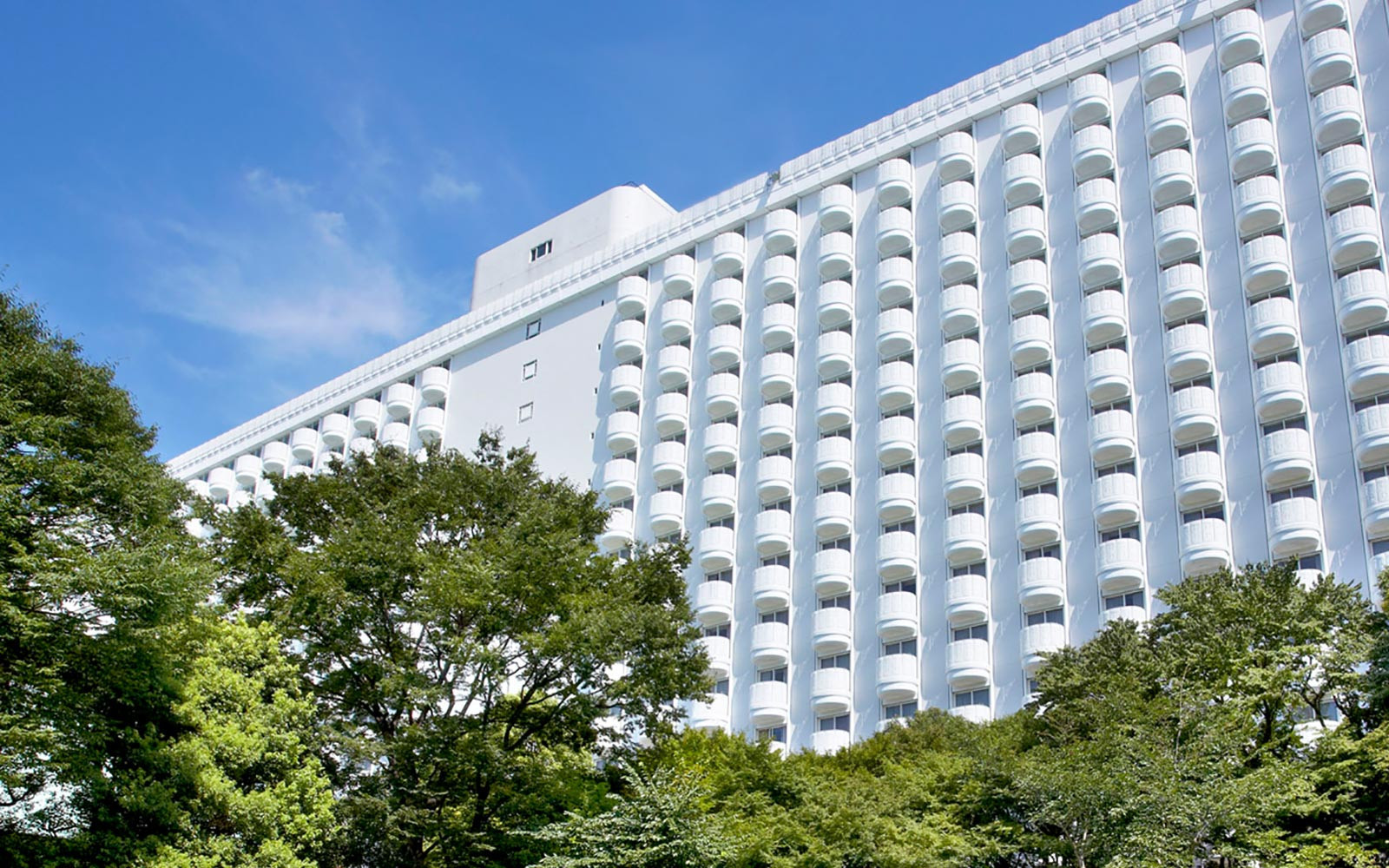 The ANOC General Assembly is taking place at the Grand Prince Hotel New Takanawa ©Prince Hotels