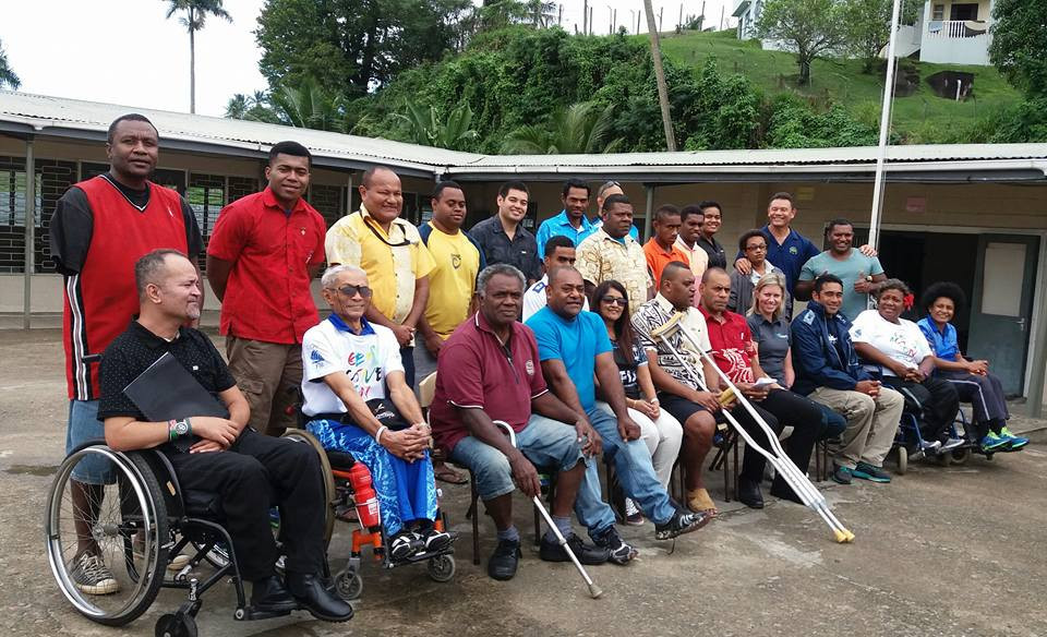 Fiji Airways sponsor Paralympic team ahead of Tokyo 2020