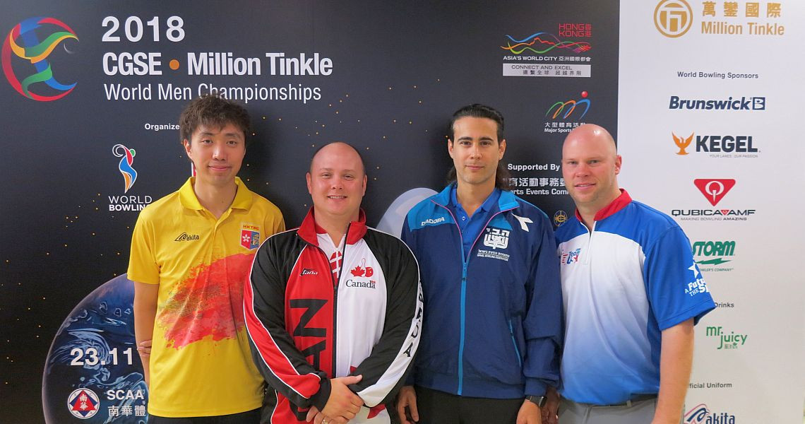 Canada's MacLelland qualifies for Men's World Tenpin Bowling Championships semi-finals