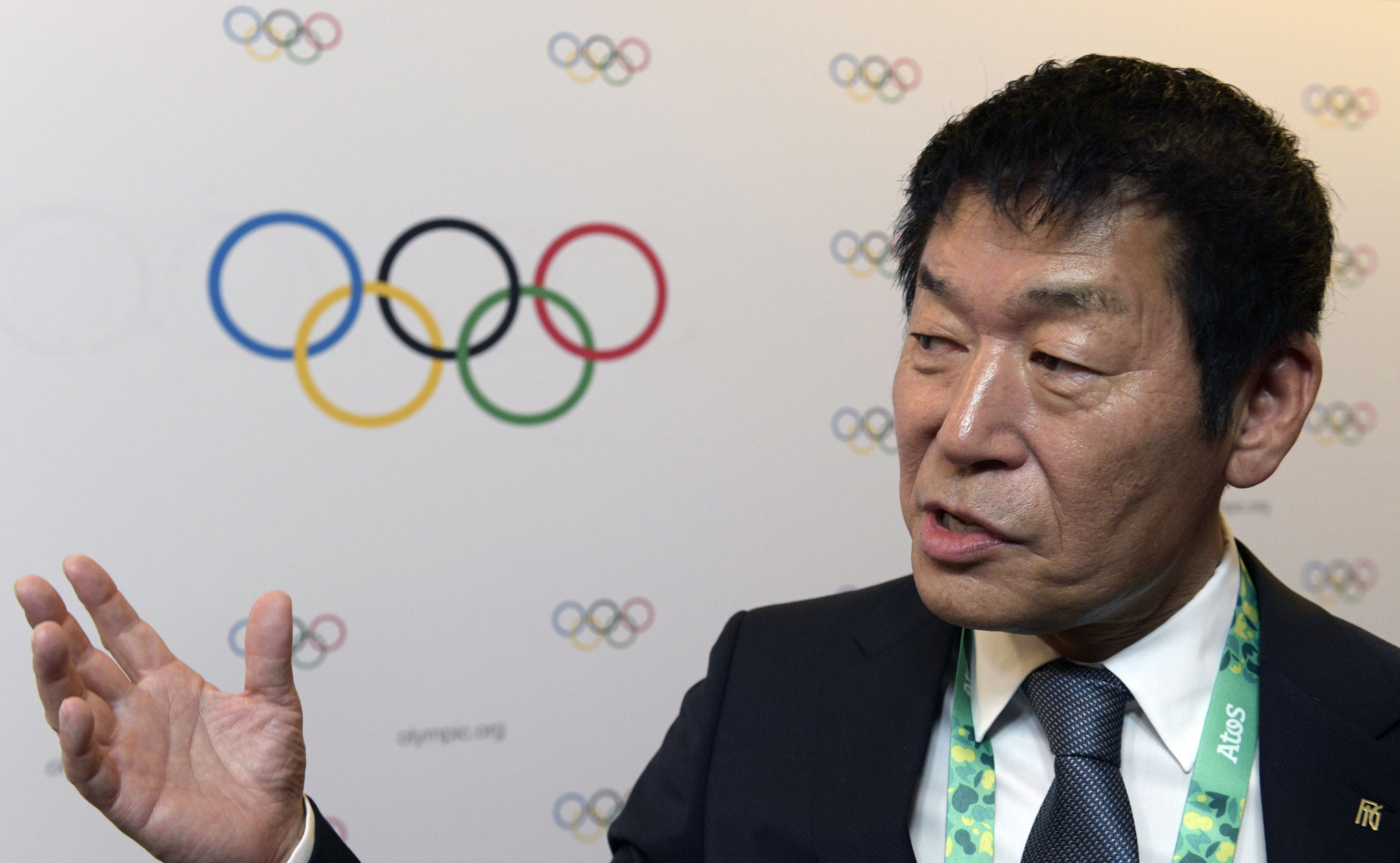 The plans of FIG President Morinari Watanabe to sanction the inclusion of parkour as a gymnastics event are coming under heavy fire ©Getty Images