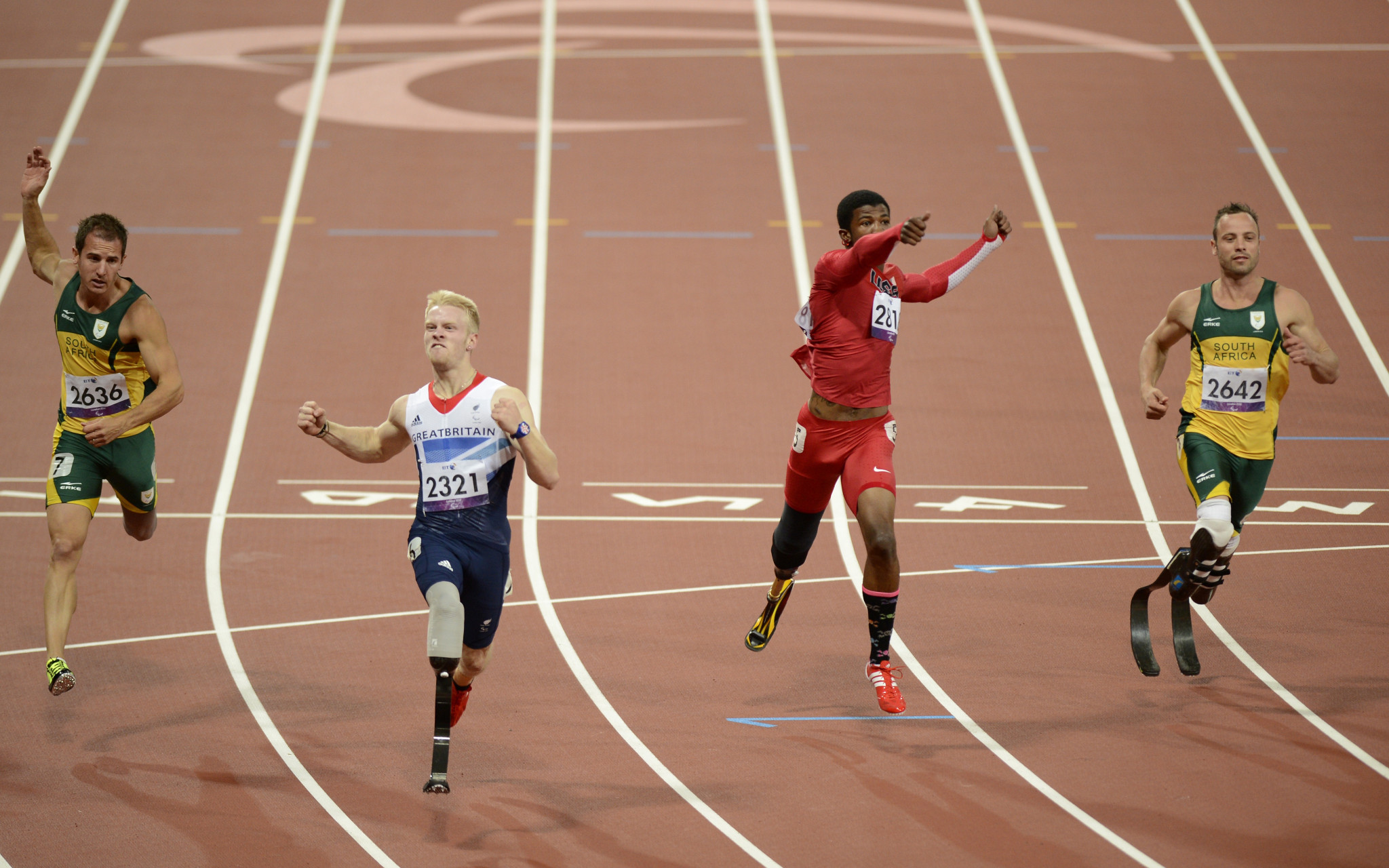 IPC and UN team up for campaign marking positive legacies of London 2012 Paralympic Games