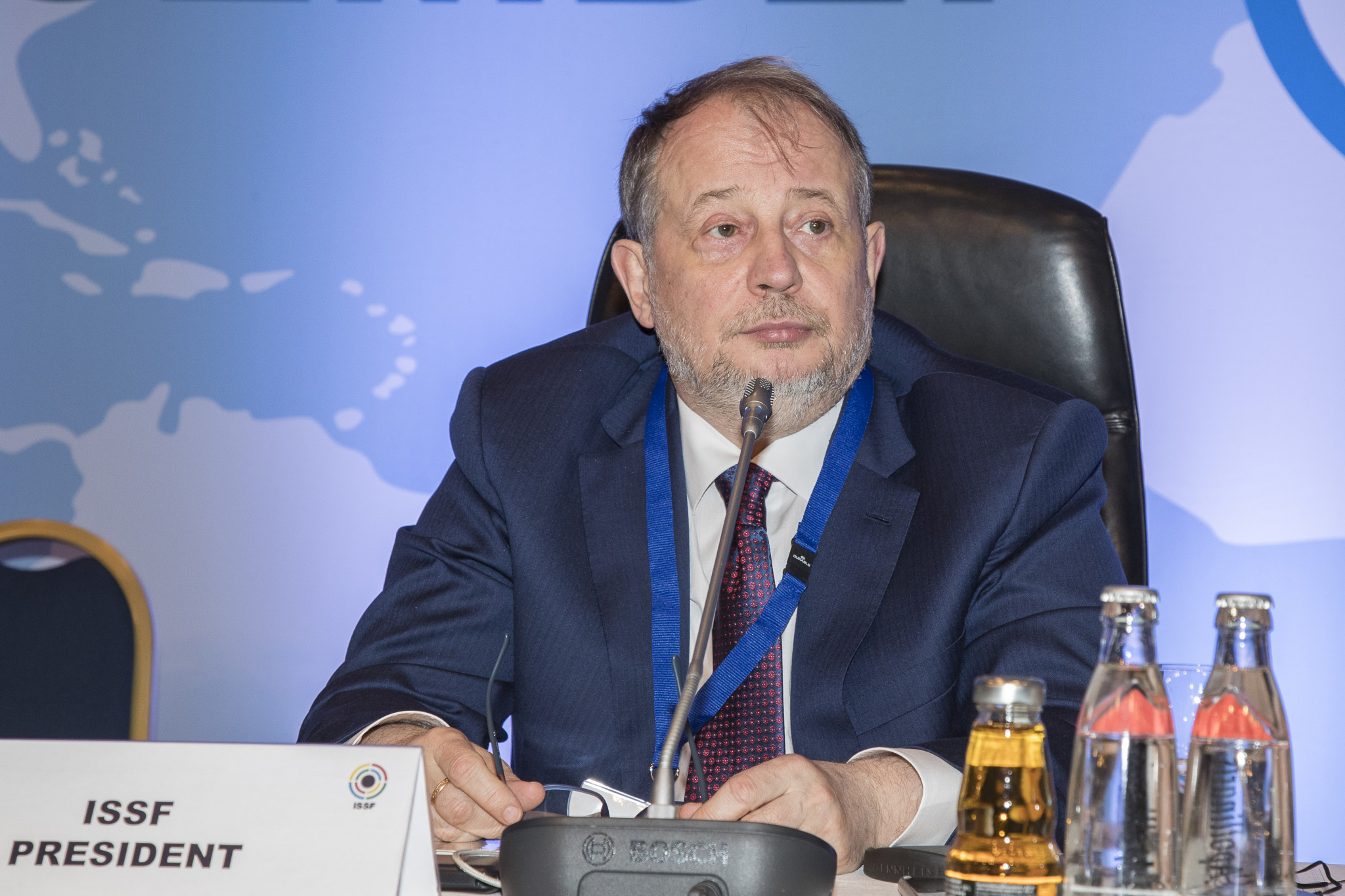 ISSF to hold extraordinary assembly in December to amend constitution