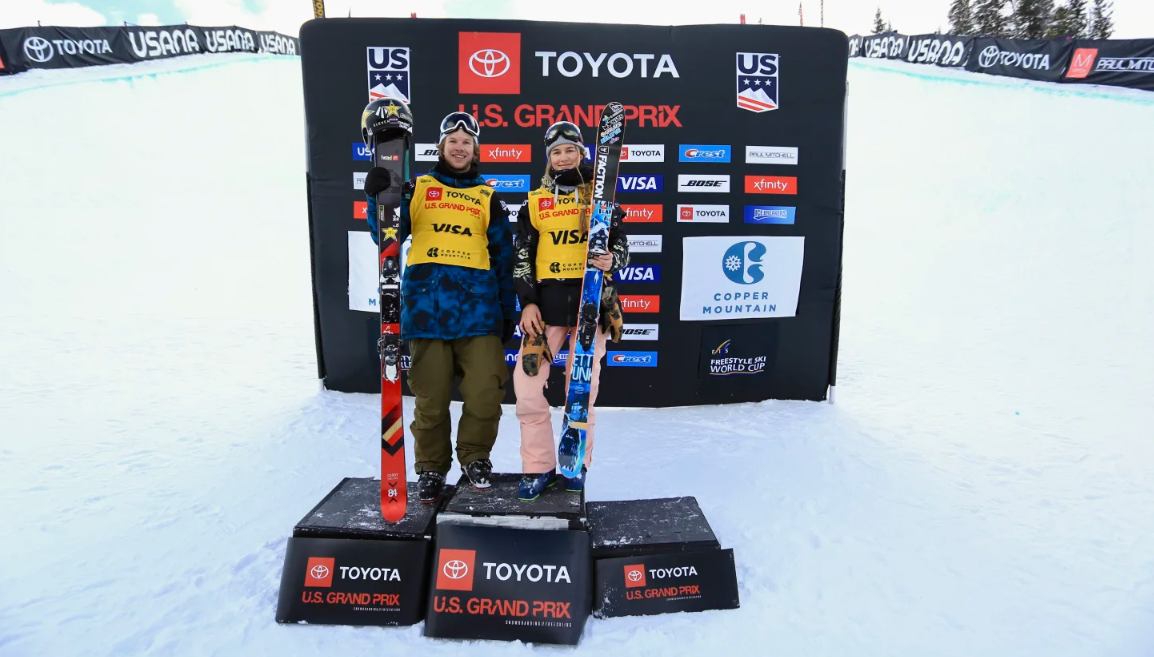 Teenager upstages Olympic champion at season-opening FIS Halfpipe World Cup