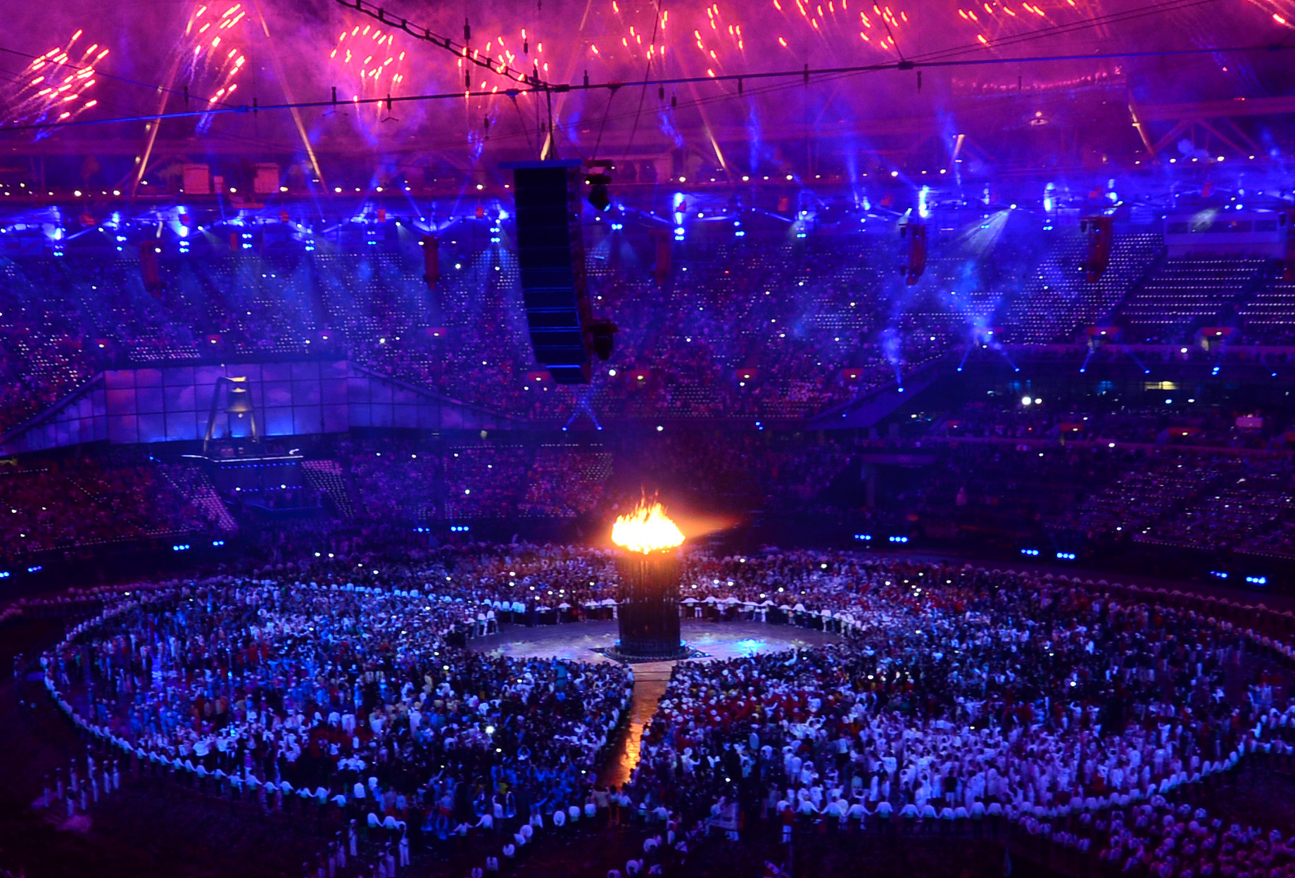Tokyo 2020 will employ two Olympic cauldrons for the flame, it has been confirmed ©Tokyo 2020