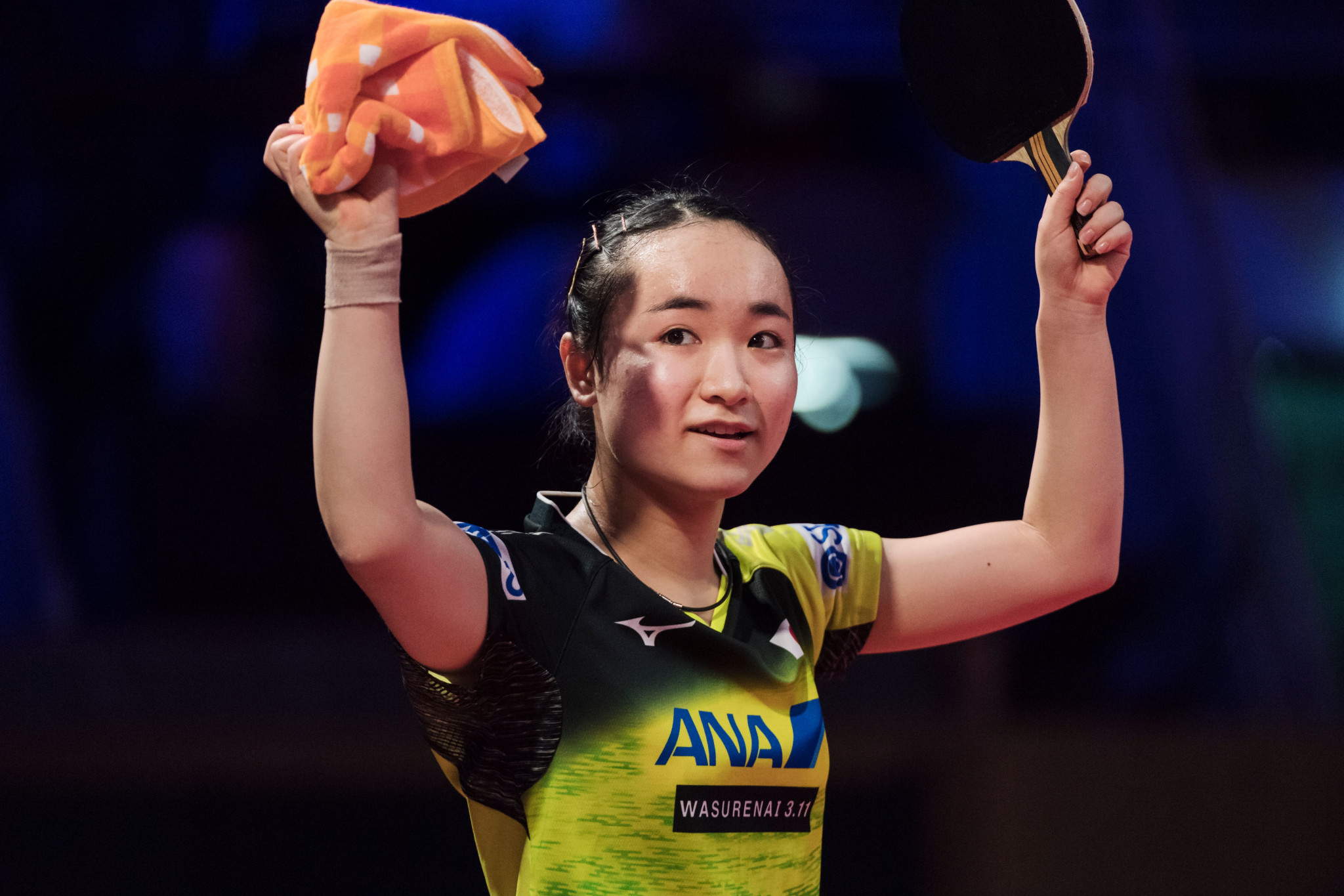 Japan's Mima Ito is looking to become only the second teenager to win the women's singles title at the World Tour Grand Finals, which is due to open in Incheon tomorrow ©Getty Images