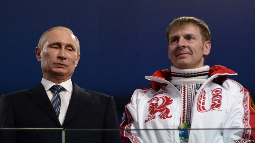 The IBSF has provisionally suspended Alexander Zubkov, President of the Russian Bobslieigh Federation, for alleged doping at Sochi 2014 ©Getty Images